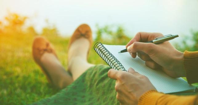 Un metodo semplice per combattere l'ansia: la scrittura terapeutica