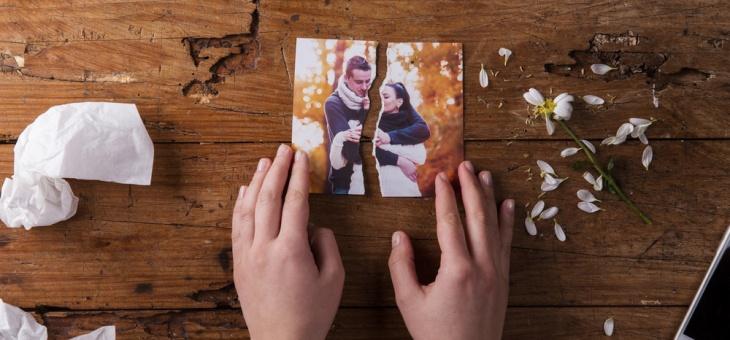 Cinque step per dimenticare l'ex