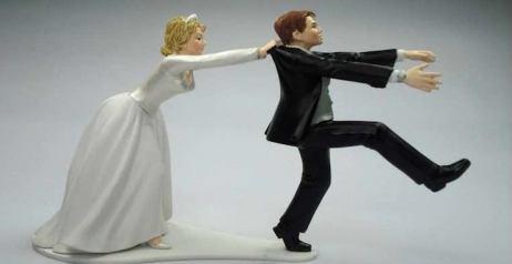 gamofobia: la paura di sposarsi
