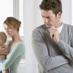 La depressione post-partum… nei papà