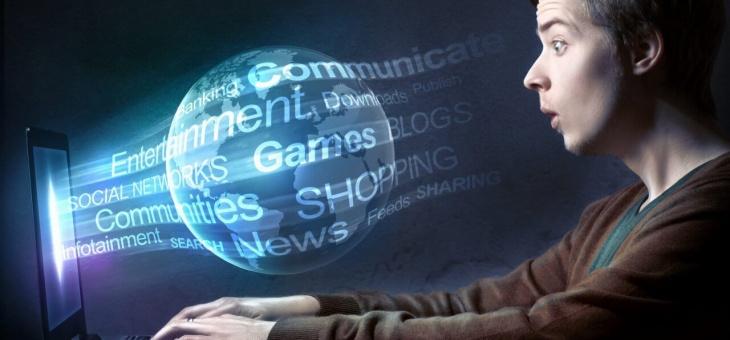 ADOLESCENTI: pesci in trappola nella rete di internet?